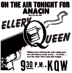 The Definitive Adventures of Ellery Queen Radio Log with