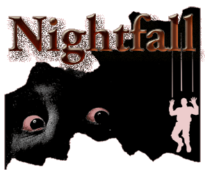 Nightfall - CBC Radio - Classic Supernatural Horror - Bill Howell