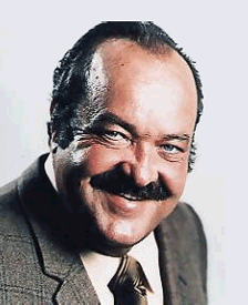 william conrad military service