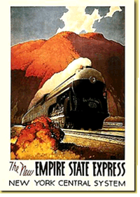 The New Empire State Express