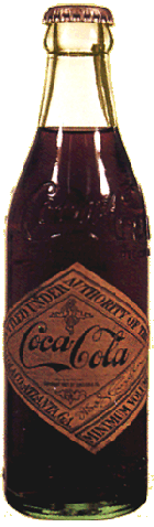 1914 Capped Bottle