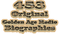 Now with 409 Original Golden Age Biographies