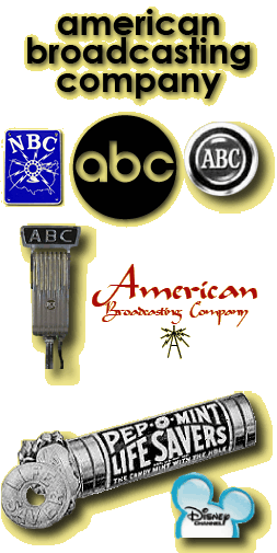 American Broadcasting Company ABC header art