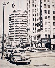 The Horizons West series was mastered in Studio B of the famous Capitol Records Tower building in Hollywood