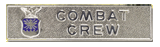 Site owner's Combat Crew badge