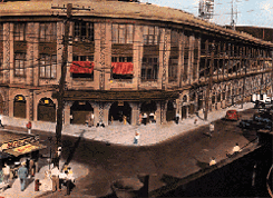 Old Forbes Field Color