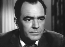 Karl Weber as Bruce Chapman in Perry Mason circa 1959