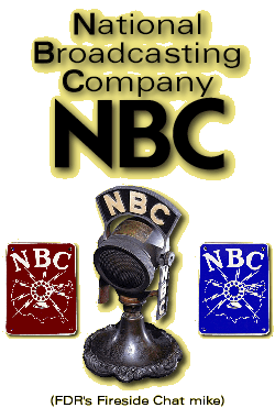 NBC Network title and logos