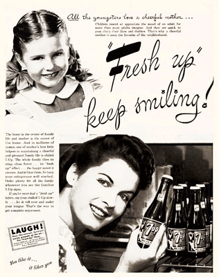 Dec. 1941 7Up Ad