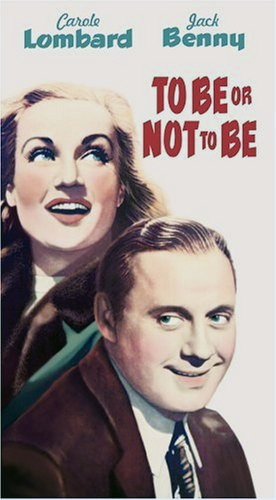 Golden Age History Photo of 1942 'To Be or Not to Be' Poster