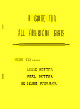 A Guide for All-American Girls