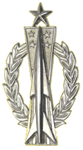 Site owner's Senior Missile Operations  badge