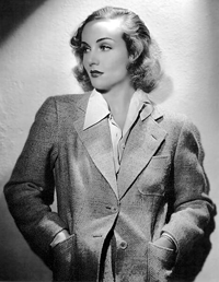 Golden Age History Carole Lombard Publicity Photo