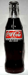 1961 Classic Coca-Cola bottle 35ml