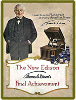 'Edision's Final Achievement' Catalog circa1878