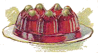 Jell-O Letterhead Illustration