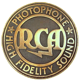 RCA 'Photophone' Badge