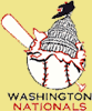 Washington Nationals Logo c.1930