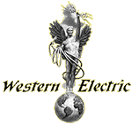 Western Electric logo